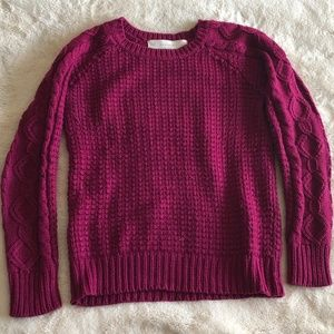 ZARA KNITWEAR women's sweater
